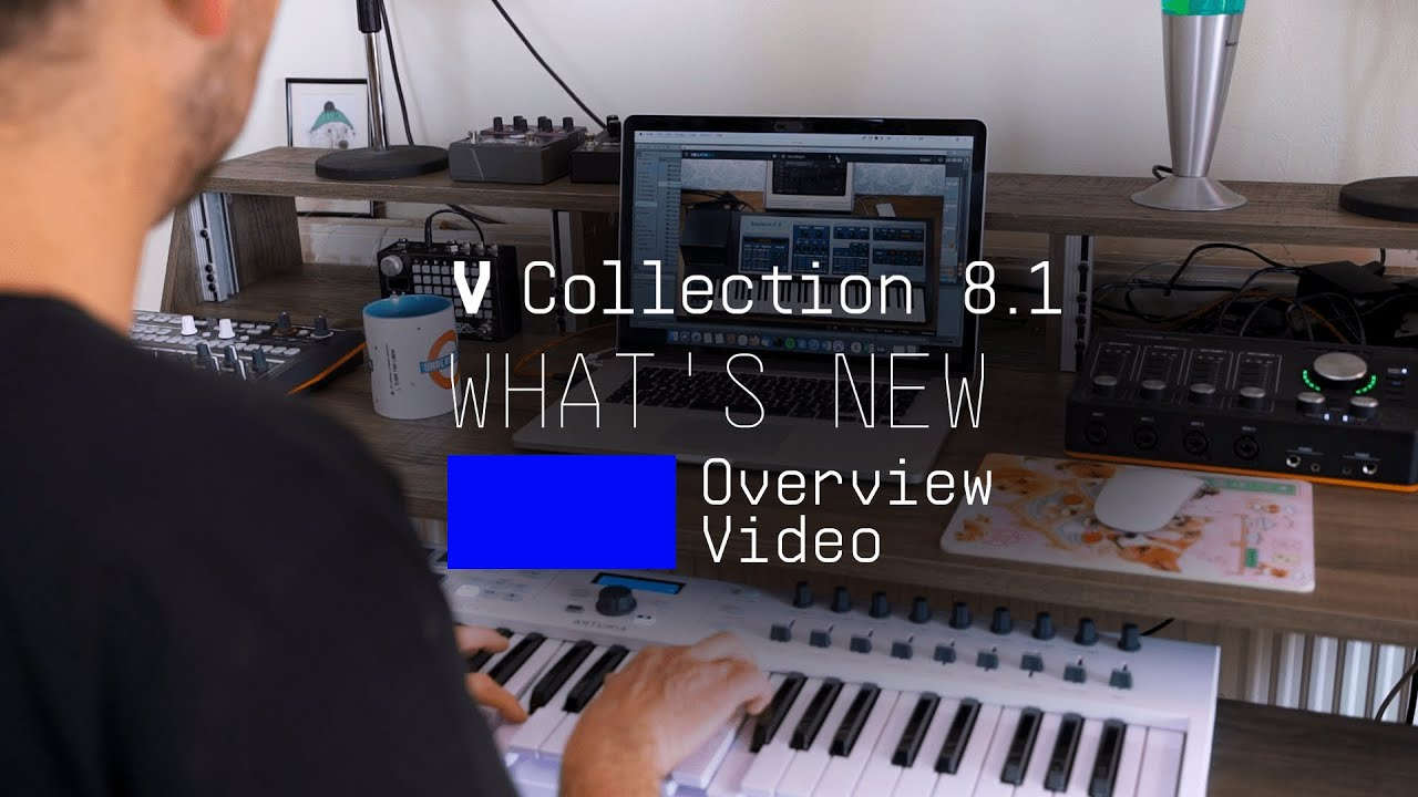 Download Tutorials   V Collection 8.1 - What's New?