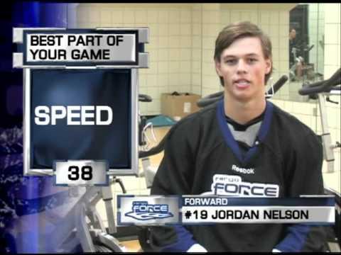 Force in a Minute - #19 Jordan Nelson - Forward