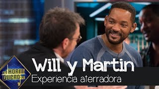 Will Smith confiesa la experiencia más aterradora de su vida - El Hormiguero 3.0