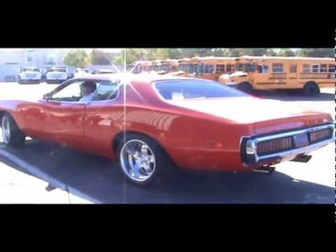 1973 Dodge Charger Youtube