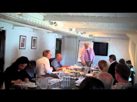 Business Mentor Ron G. Holland Talk June 2011.m4v