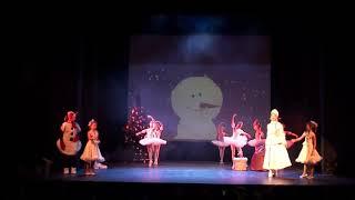 Новогодняя песня СНЕЖИНКИ  КРУЖАТ Мария Федорова. Творчество для детей. Позитивные песни.