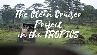 Clean Cruiser Project hits the tropics!