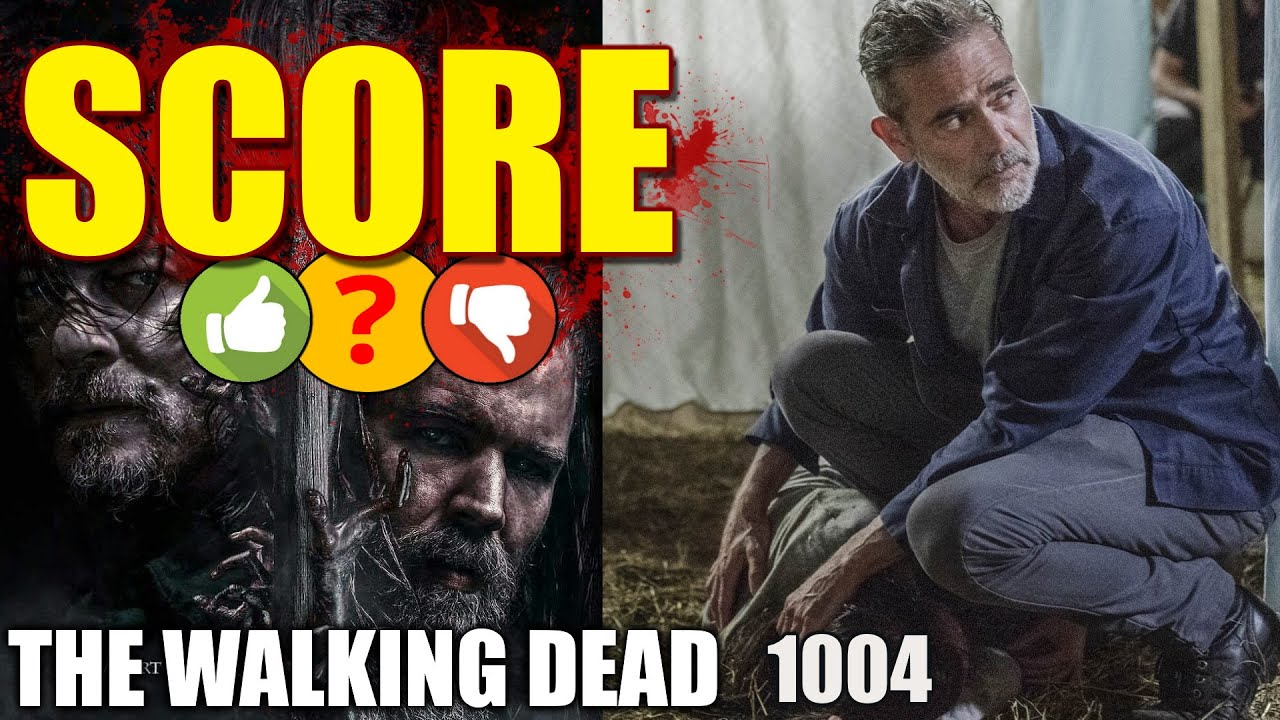 """Download Ranking The Walking Dead Season 10 Ep.4 """"Silence The Whisperers"""" (Flaw & Awe Review)"""