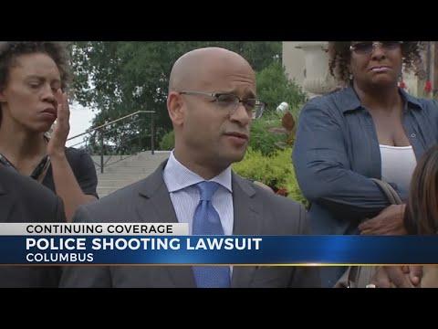 Federal Lawsuit: Columbus police shooting of black man wasn't justified