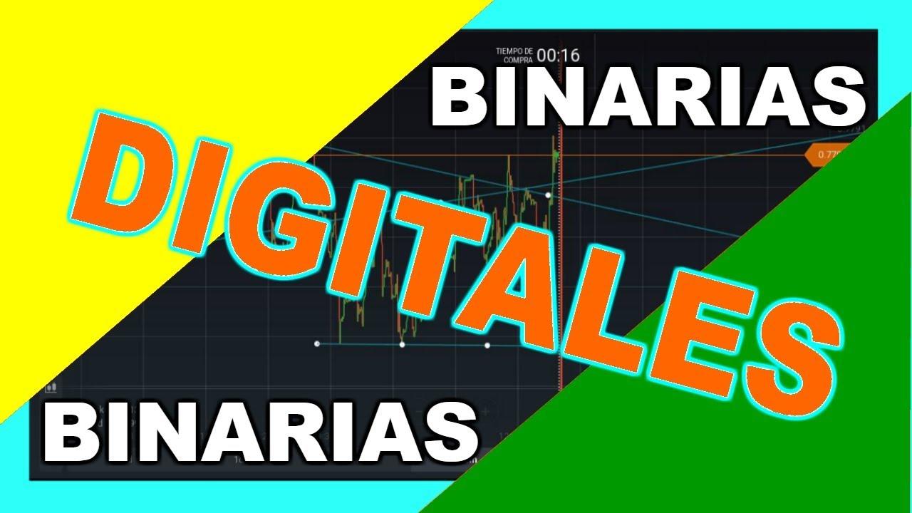 Opciones digitales binarias