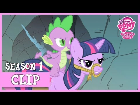 "MLP: FiM – Helping Rarity Escape from The Dogs ""A Dog and Pony Show"" [HD]"