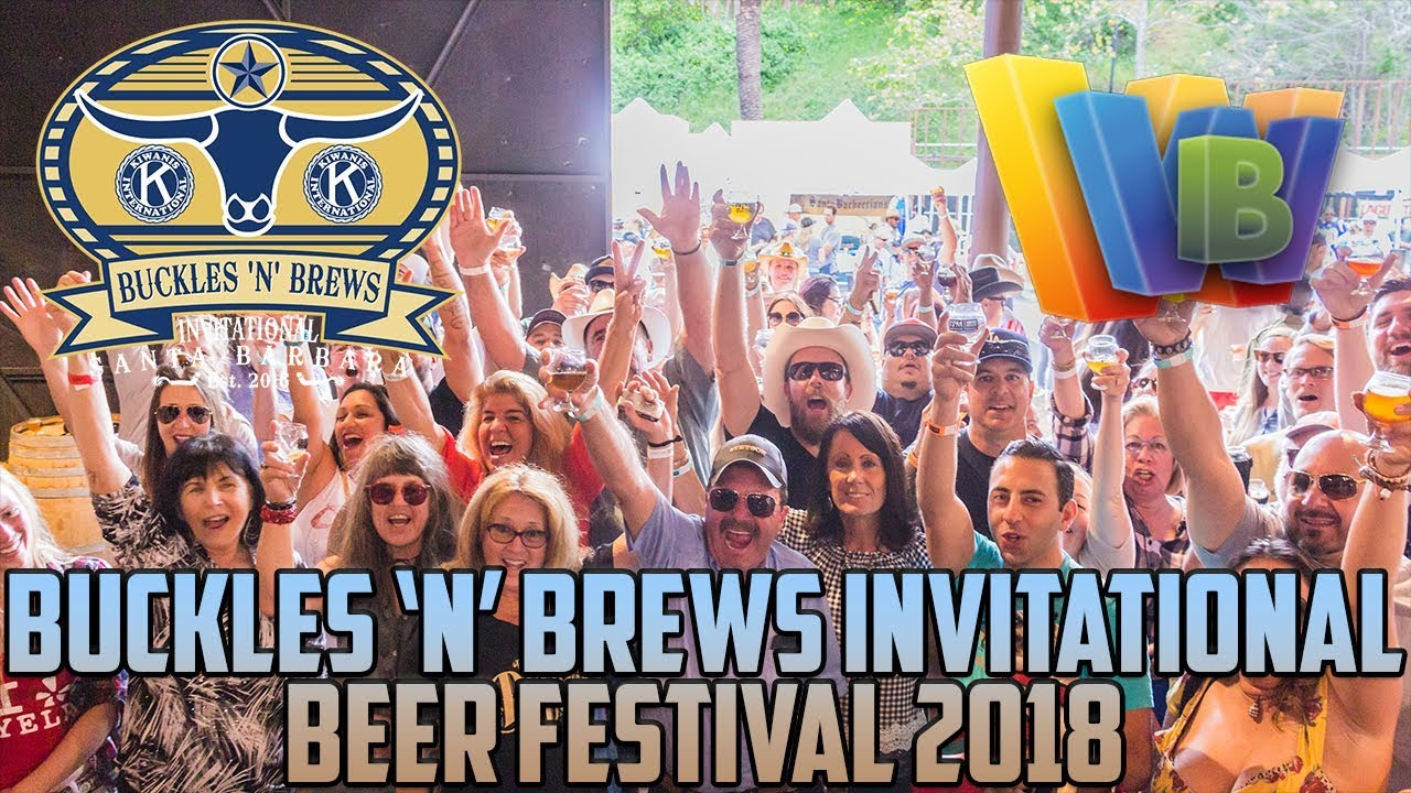 BUCKLES 'N' BREWS INVITATIONALBeer Festival in Santa Barbara
