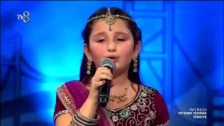 "Indian Bollywood Dance on ""Turkey's Got talent"""