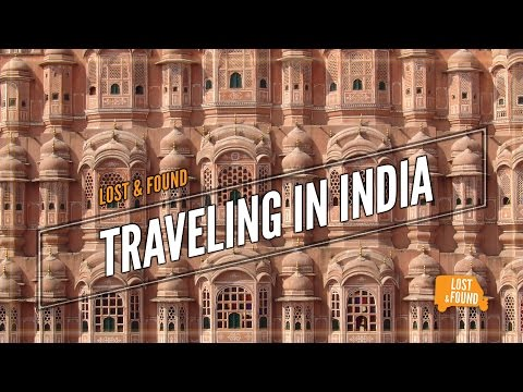 Traveling in India, Old Delhi - Jaipur - Mumbai