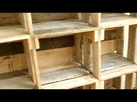 diy-pallet-wood-cubbies