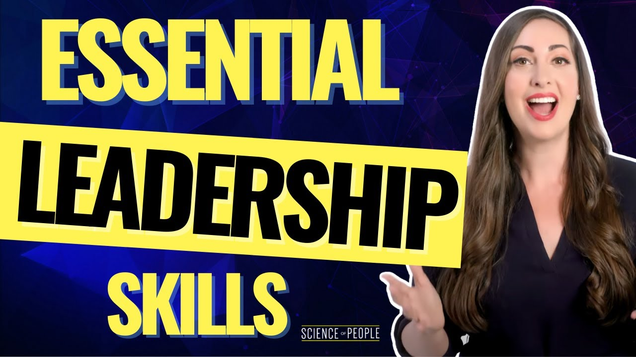 Leadership: Use These 16 Science Backed Leadership Skills Today