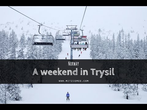 A weekend in Trysil - Norway