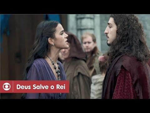 Deus Salve O Rei: capítulo 46 da novela, sexta, 2 de março, na Globo