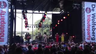 Jammin Bob Marley tribute With LegendLiveUK party Groesbeek De Wolfsberg Tributeparty 18-08-2013