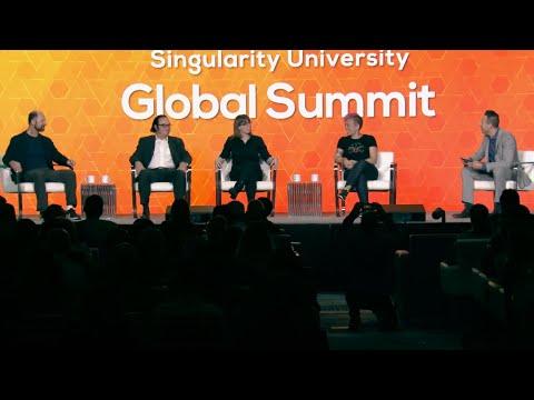 A World Transformed By AI | Global Summit 2018 | Singularity University Mp3