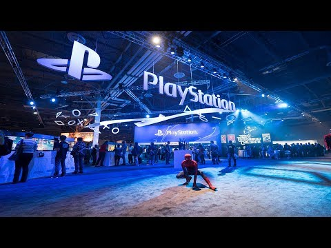PSX 2017 - 2 HOURS OF NOTHING!!