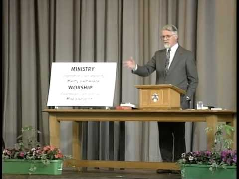 Charismatics and Evangelicals Part 5 - Ministry and Worship