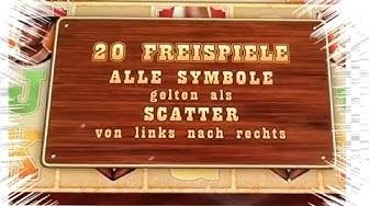 💯 Scatter Cash altes Spiel mit 20 Freispielen angezockt   10 Cent Zocker   Merkur Magie, Novoline