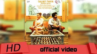 Sajjan Praya | Babbu Sran | Official Video | Gon Mad Production