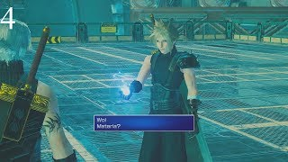 Mobius Final Fantasy PC Walkthrough - FFVIIR: Fatal Calling - Part 4 (English)