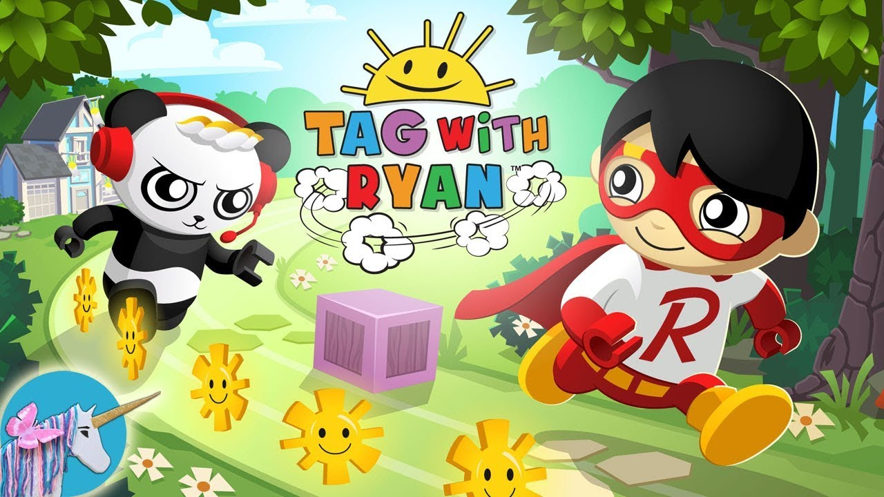 Tag With Ryan gameplay YouTube