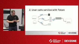 Securing Microservices using JSON Web Tokens (JWT) and Red Hat SSO, by Thomas Qvarnstrom