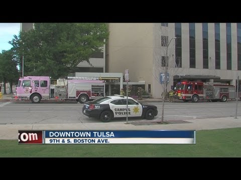 Classes at Tulsa Community College Metro Campus canceled after fire; building without power