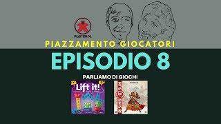 Playcool - Piazzamento Giocatori - Episodio 8