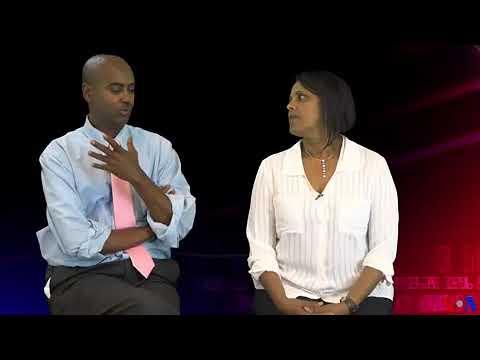 VOA Tigrinya Interview with Ambassador Hana Simon