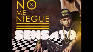 Sensato - No Me Niegue - INTRO Para Djs