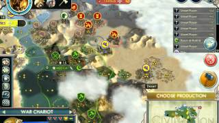 Not) Yet Another Earth Map Pack Civilization V Gods & Kings Egyptian Deity Part 6