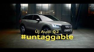 #untaggable - Az új Audi Q2
