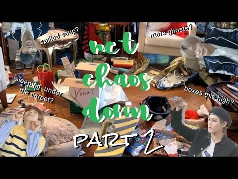nct: more tales of a disaster dorm (part 2)