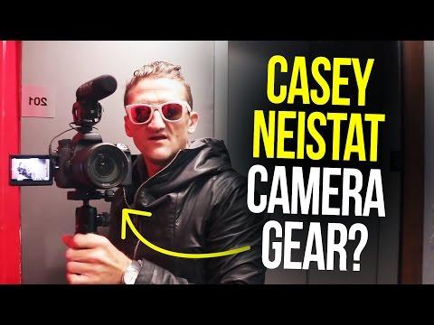 Casey Neistat Camera Gear