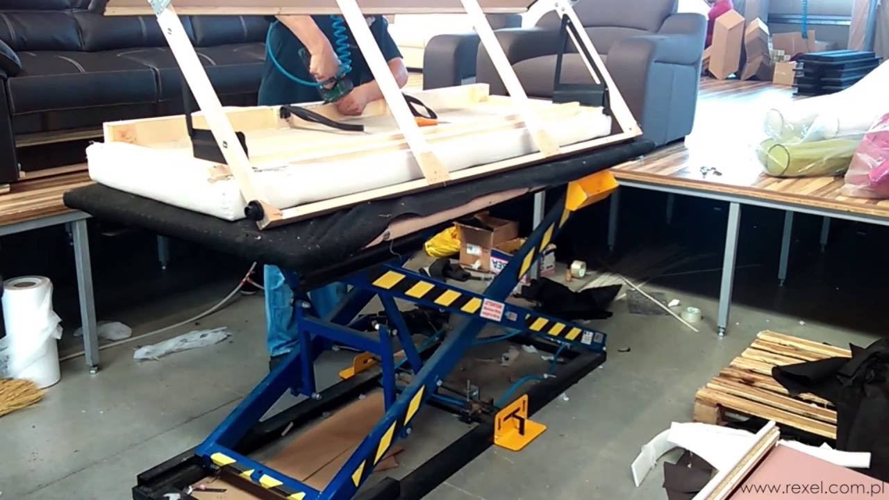 Pneumatic Lift Table Design relius solutions mechanical mobile scissor lift table 660 lb capacity scissor lifts Pneumatic Scissor Lift Table For Upholstery More