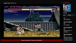 Street Fighter Anniversary Online and Offline Game Play: , Join Me!!!