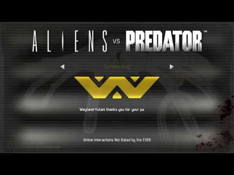 How to play Alien vs predator 2010 cracked mulitplayer (Lan & Tunngle Online) TUTORIAL 2017
