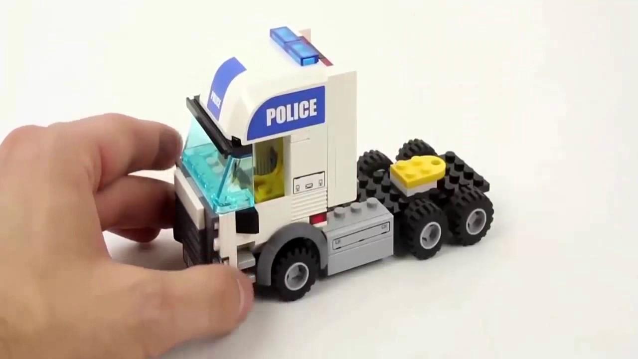 Mainan Lego Mobil Polisi Youtube