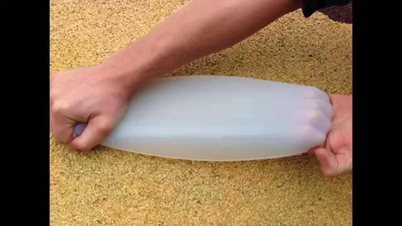 Из чего сделать жидкий силикон