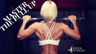 HOW TO MASTER THE PULL UP, FULL DAY OF EATING, & MINI GROCERY HAUL