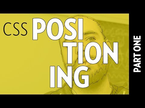 CSS POSITIONING (PART1)