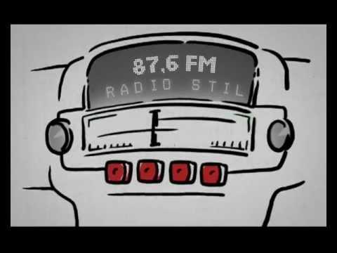 """Commercial """"Radio Stil"""", Стильное радио, Молдова"""