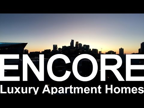 Moving to Minneapolis MN and searching for a luxury home?  Check out Encore in the Mill District!
