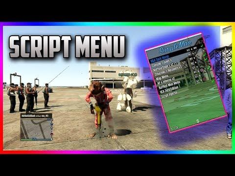 [PS3/1.28/GTA 5) NEW MOD LOADER - API INTENSE V2! - Simple Man V2 + Download (GTA 5 MODS)