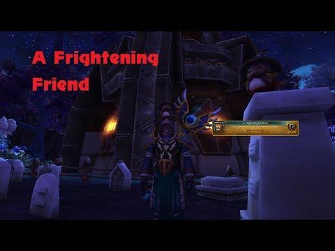 A Frightening Friend Achievements Hallow's End World Event World of Warcraft