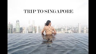 Gambar cover VLOG One Fine Day - SIngapore