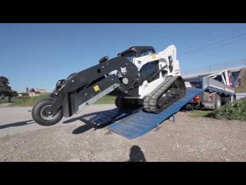 Bobcat Equipment Youtube