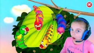 Лесные животные в приложении для детей! Развивающие Игры для детей