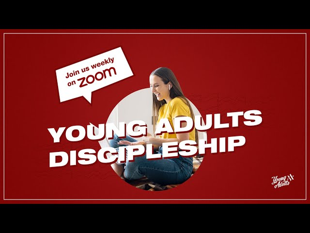 Behold Israel International Young Adults Discipleship Zoom Meeting